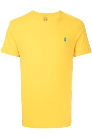 Polo Ralph Lauren Men Polo Shirts - Polo Pony cotton T-shirt