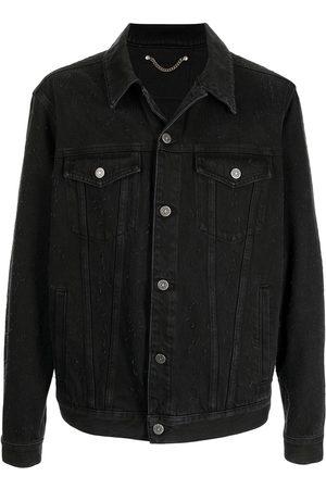 Golden Goose Men Denim Jackets - Buttoned denim jacket