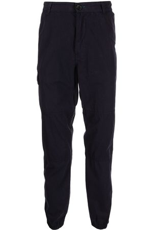 Paul Smith Men Cargo Pants - Zipped-ankles cargo trousers