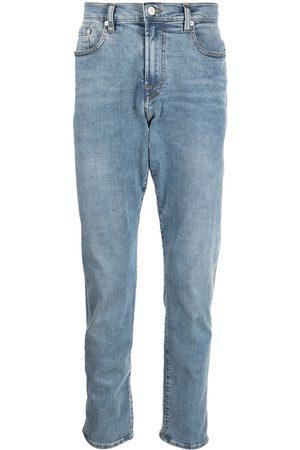 Paul Smith Men Straight - Mid-rise straight-leg jeans