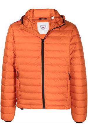 Rossignol Men Puffer Jackets - Seasonal padded hooded jacket