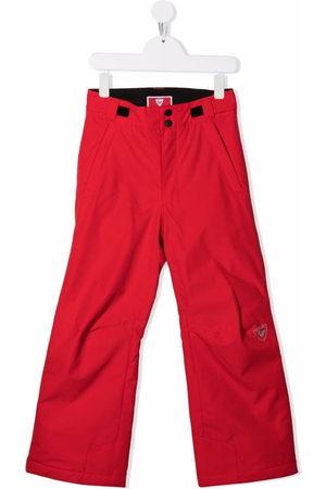 Rossignol Boys Ski Suits - Logo-print ski trousers