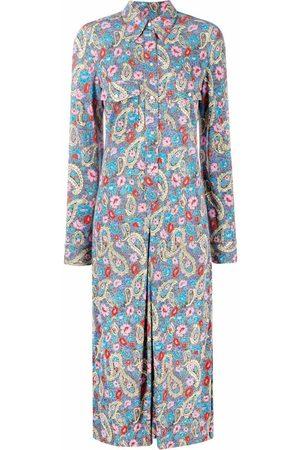 Isabel Marant Paisley-print shirt dress
