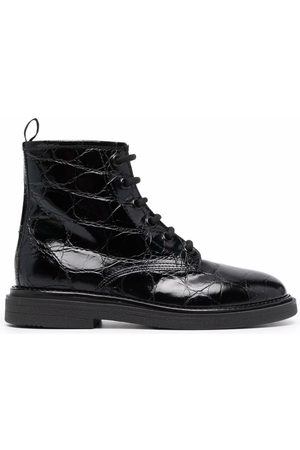 AGL ATTILIO GIUSTI LEOMBRUNI Women Lace-up Boots - Moreen lace-up boots