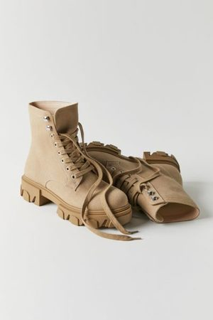 Urban Outfitters Women Lace-up Boots - UO Nina Combat Boot