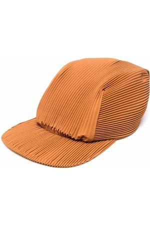 HOMME PLISSÉ ISSEY MIYAKE Pleated flat cap