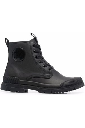 VERSACE Men Ankle Boots - Lace-up ankle boots