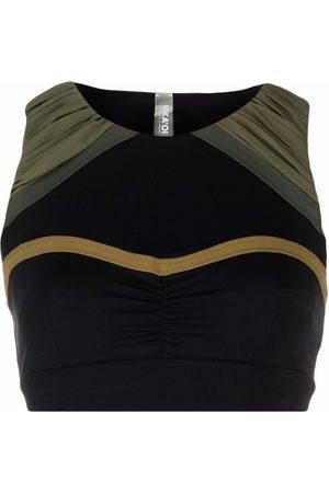 NO KA' OI Women Sports Bras - Colour-block Lani bra