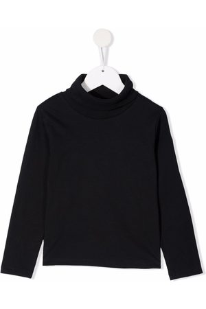 Moncler Girls Tops - Funnel-neck top