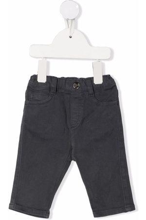 Emporio Armani Straight - Straight leg jeans - Grey