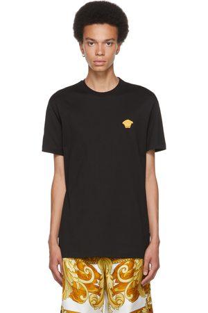 VERSACE Men T-shirts - Black Medusa T-Shirt