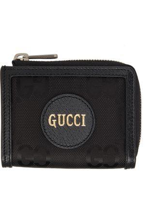 Gucci Black Off The Grid Mini GG Zip-Around Wallet
