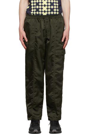 TRUE TRIBE Men Cargo Pants - Khaki Easy Steve Cargo Pants