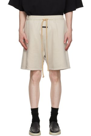 FEAR OF GOD Beige 'The Vintage' Shorts