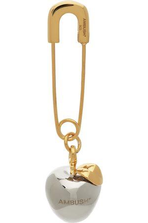 AMBUSH Men Earrings - Apple Charm Earring
