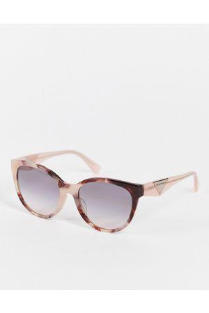 Emporio Armani Round lens sunglasses
