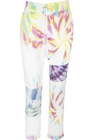 AMIRI Tie-Dye Print Cotton Track Trousers