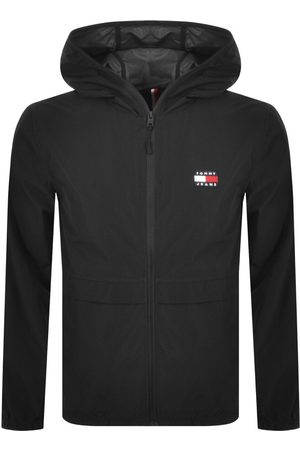 Tommy Hilfiger Men Outdoor Jackets - Hooded Wind Jacket