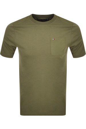 Tommy Hilfiger Pocket Logo T Shirt