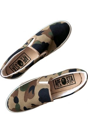 AAPE BY A BATHING APE Men Sneakers - Cloth low trainers