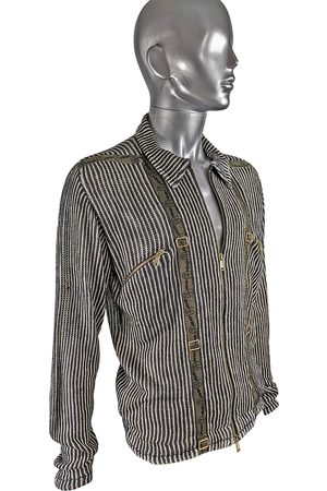 JC DE CASTELBAJAC Linen jacket