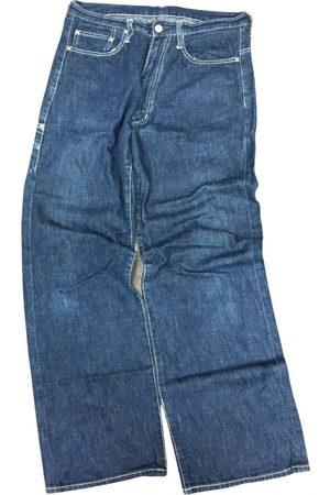 YOHJI YAMAMOTO Straight jeans