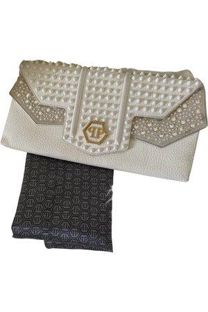 Philipp Plein Leather clutch bag