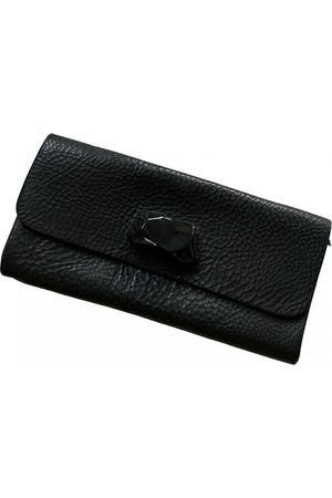 Acne Studios Leather clutch bag