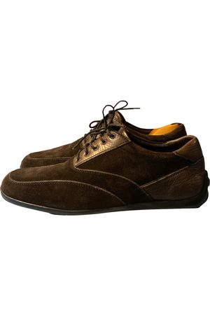 Ermenegildo Zegna Leather trainers