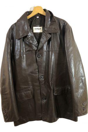 CONBIPEL Leather vest