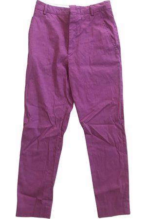 Isabel Marant Linen chino pants