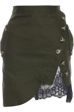 Self-Portrait Mini skirt