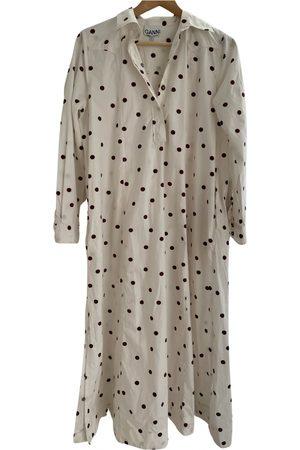 Ganni Women Maxi Dresses - Spring Summer 2020 maxi dress