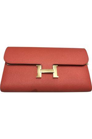 Hermès Constance leather wallet