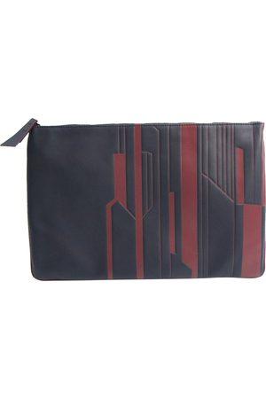 Longchamp Leather clutch bag