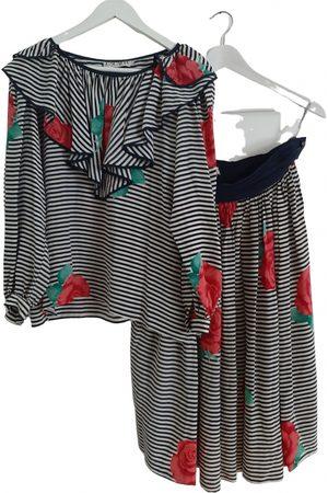 Escada Silk skirt suit