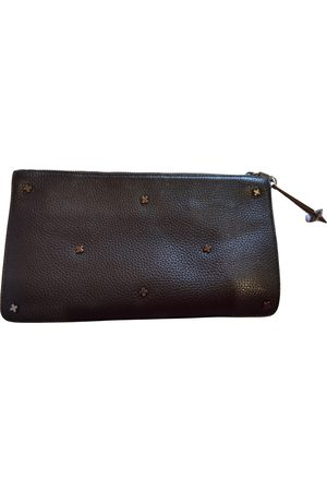 Dylan Kain Leather clutch bag