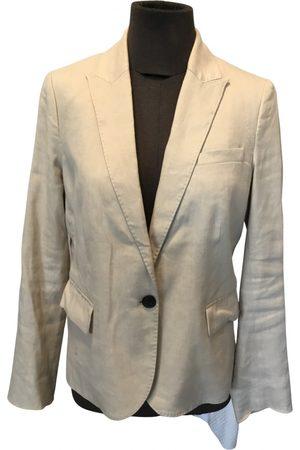 Joseph Women Gilets - Linen short vest