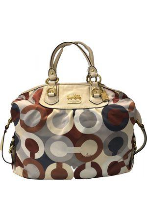 Coach Large Scout Hobo silk handbag