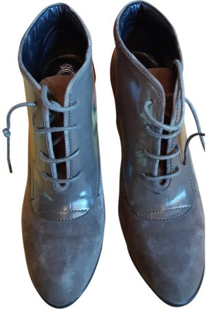 Tod's Women Ankle Boots - Lace up boots