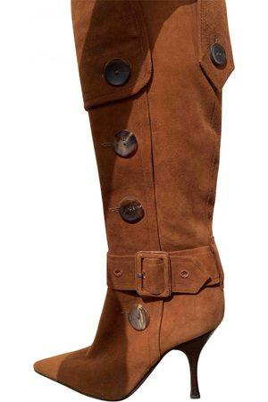 Sergio Rossi Cowboy boots