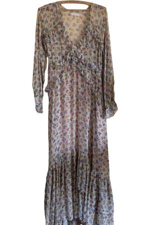Doen Women Maxi Dresses - Silk maxi dress