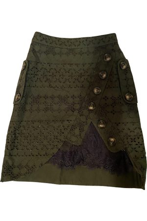 Self-Portrait Women Mini Skirts - Mini skirt