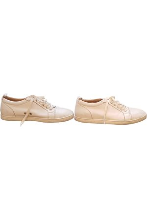 Christian Louboutin Leather trainers