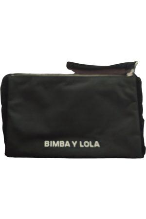 Bimba y Lola Cloth clutch bag