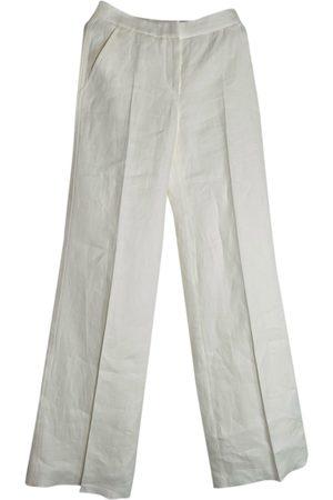 Max Mara Linen straight pants
