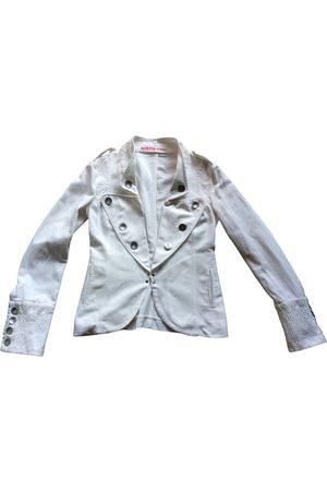 Fornarina Women Gilets - Linen short vest