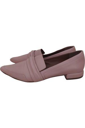 Halston Heritage Women Flat Shoes - Leather flats