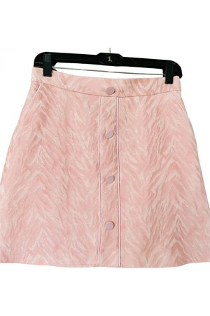 Sandro Spring Summer 2021 mini skirt