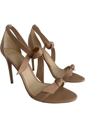 ALEXANDRE BIRMAN Leather sandals